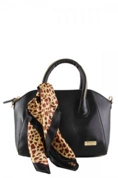 carre-foulard-de-sac-fins-imprime-leopard-satine-noir-et-leopard