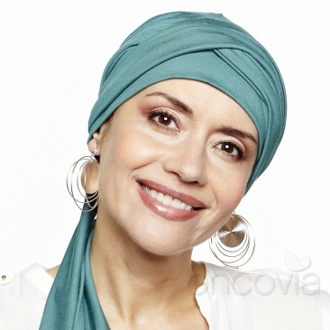 foulard-chimio-julia-vert