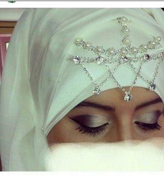 turban makeup